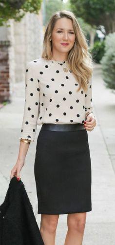 Consigli d'abbigliamento per Business Woman dubbiose. — FashionBuddha