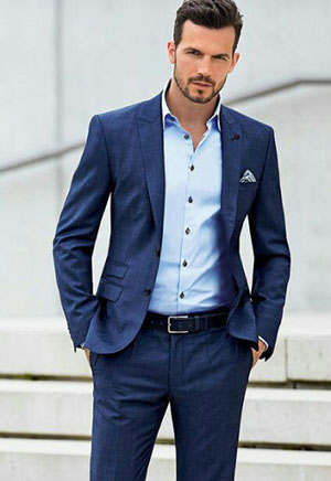 Consigli di stile per businessmen indecisi. — FashionBuddha
