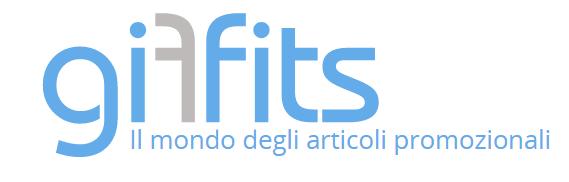 Giffits – articoli promozionali per ogniazienda